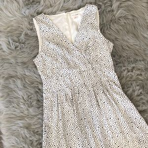 Maison Jules Printed Dress